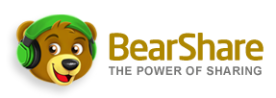 Enlace a web de BearShare