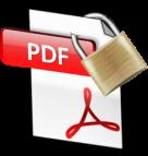 Imagen de PDF protegido
