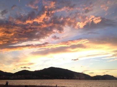 Imagen focus&take Puerto de Bilbao con iOS7