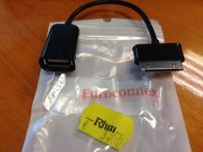 """Foto de Adaptador para Galaxy TAB 2 de 7"""" a USB OTG"""
