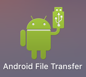 Logo Android File Transfer